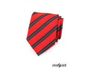 Kravata AVANTGARD LUX 561-9454 Červená (Barva Červená, Velikost 0, Materiál 100% polyester)