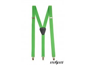 Šle Y - 25 867-780 Zelená (Barva Zelená, Velikost uni, Materiál 80% polyester a 20% elastan)