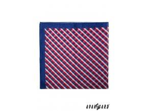 Barevný dámský šátek - trikolóra_