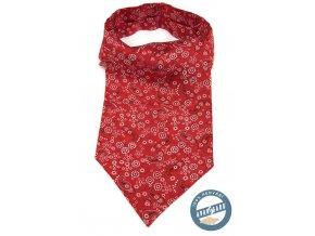 Askot 593-3145 Červená (Barva Červená, Velikost 0, Materiál 100% hedvábí)