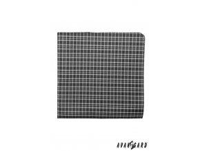 Kapesníček AVANTGARD LUX 583-1309 Černá (Barva Černá, Velikost 0, Materiál 100% polyester)