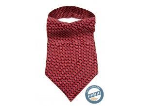 Askot 593-3149 Červená (Barva Červená, Velikost 0, Materiál 100% hedvábí)